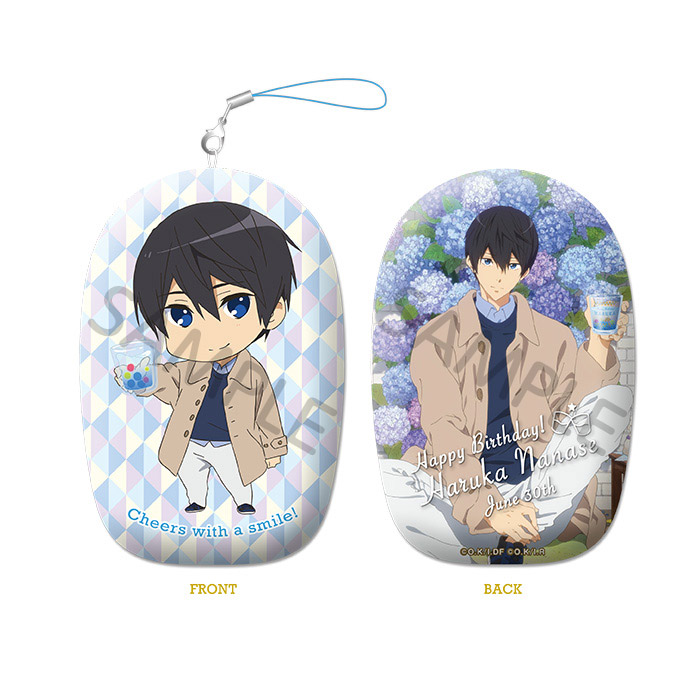 Free!シリーズ Link up Smile! BD Link up Smile!セット【遙】【在庫品】