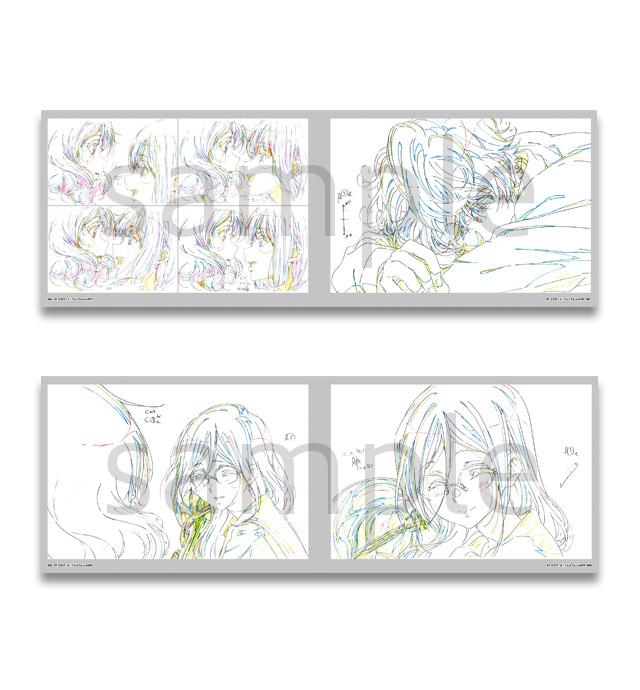 響け!ユーフォニアム2 原画集 -第2楽章-【在庫品】