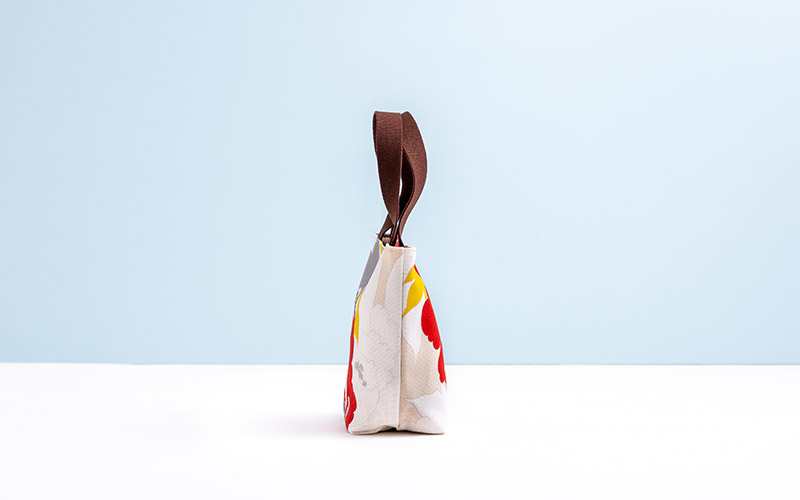 ミニトートバッグ 「ぼたぼたん」