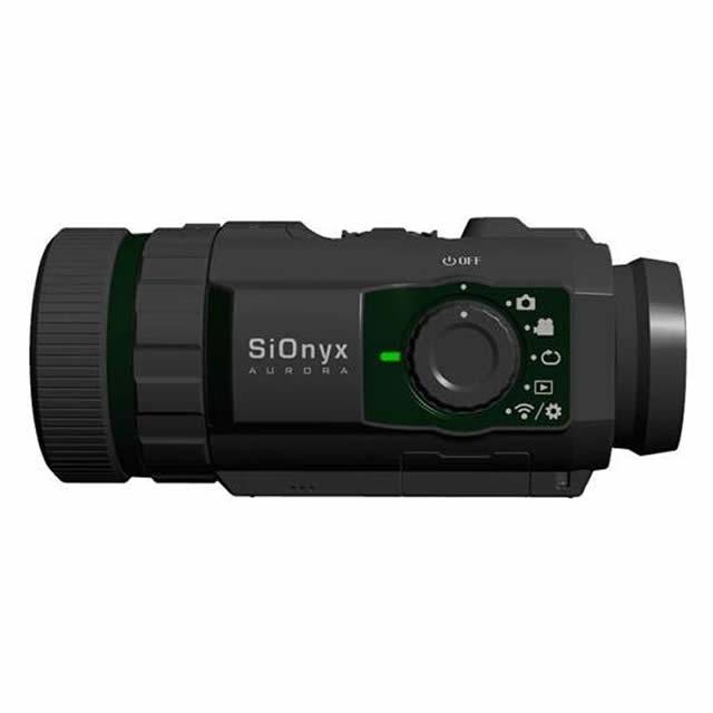 SiOnyx デイナイトカラービジョン防水カメラ AURORA CDV-100C