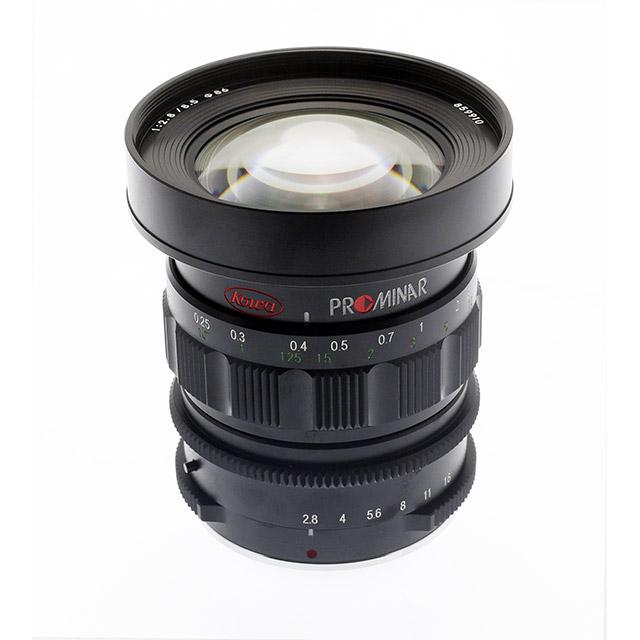 コーワ PROMINAR 8.5mm F2.8 (マイクロフォーサーズマウント専用単焦点レンズ)