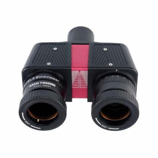 笠井トレーディング ELS正立双眼装置
