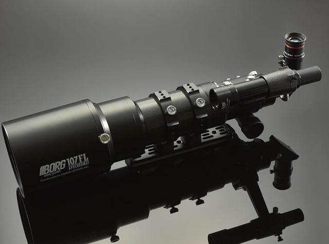 ボーグ(BORG)[6207] BORG107FL天体鏡筒セットCR(ご予約商品:平均納期30〜60日)