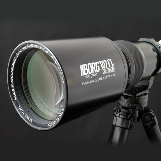 ボーグ(BORG)[6210] BORG107FL望遠レンズセットCH(ご予約商品:平均納期30〜60日)