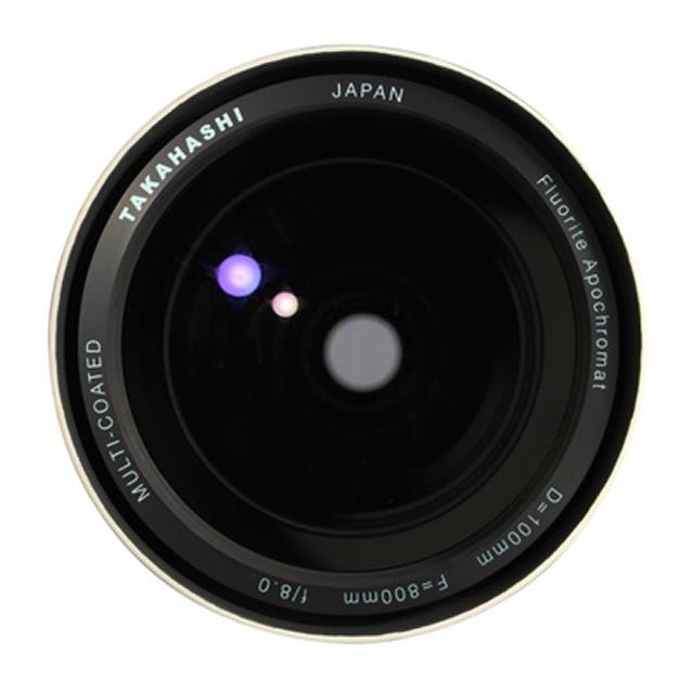 タカハシ FC-100DZ鏡筒