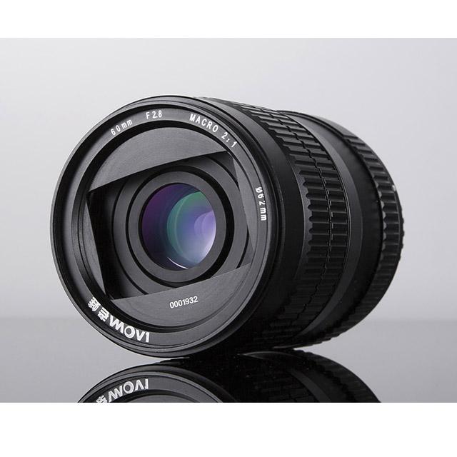 ラオワ 60mm F2.8 Ultra-Macrot