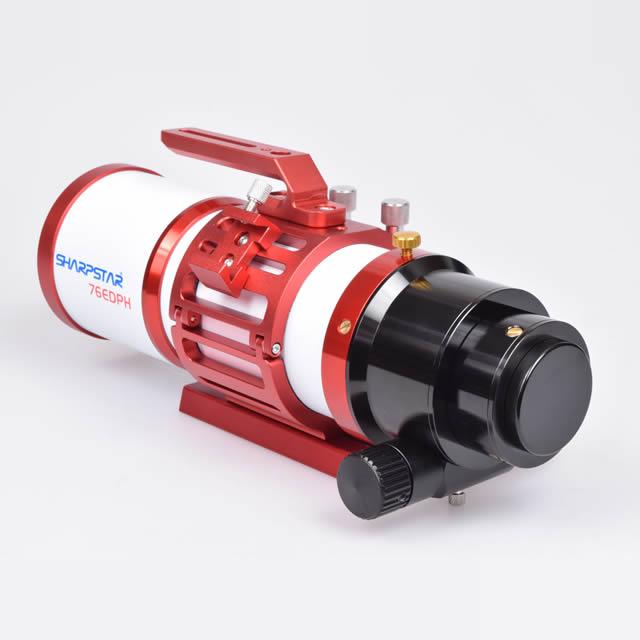 SHARPSTAR 76EDPH (7.6cmF5.5EDアポクロマート屈折鏡筒)(2020年6月19日新発売)