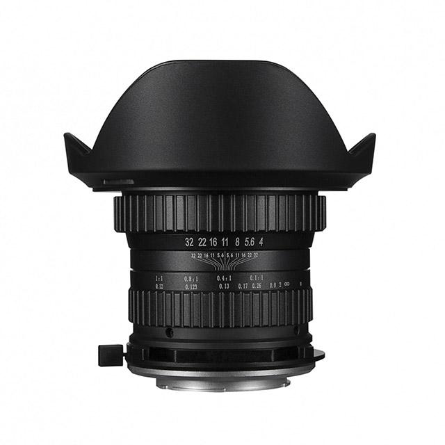 ラオワ 15mm F4 Wide Angle Macro with Shift