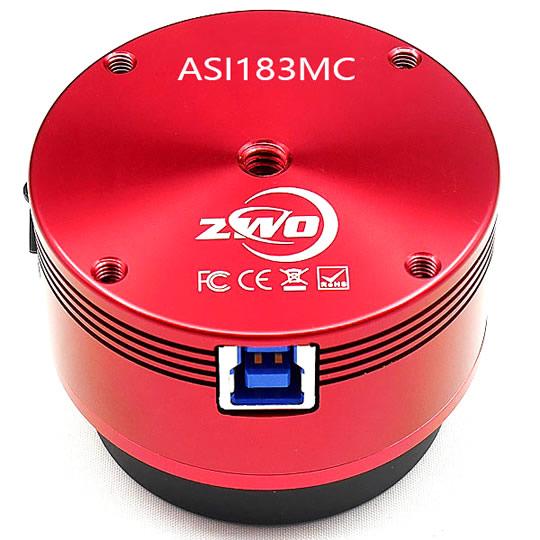 ZWO ASI 183MC(カラー/非冷却モデル) 【即納】
