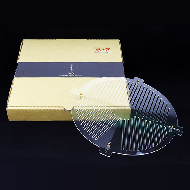 William Optics バーティノフフォーカシングマスク:243-308mm(透明タイプ) 【即納】