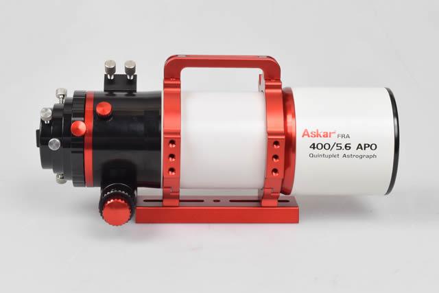 Askar FRA400(口径72mmF5.6フラットフィールドアストログラフ)(2020年10月9日新発売)(国内在庫品切中・次回2021年3月下旬入荷予定・ご予約商品)