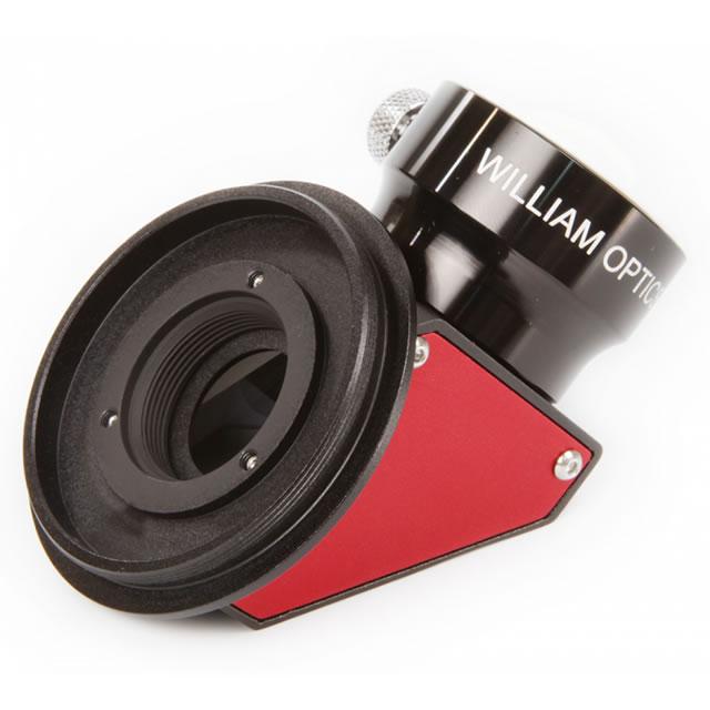 William Optics Red Cat専用31.7mm直角正立プリズム (シルバーのみになりました)