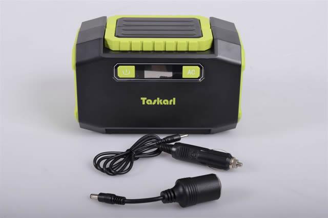Tascarl ポータブル電源 TPD-C167