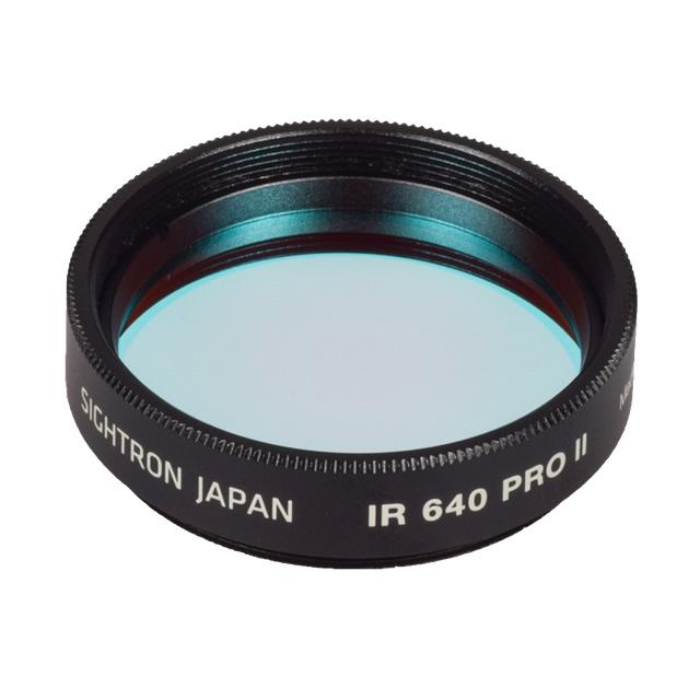 サイトロン IR 640 PRO II・IRパスフィルタ(2021年7月27日新発売)