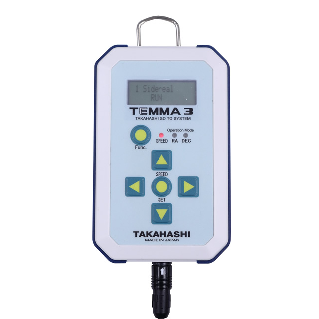 タカハシ EM-11・TEMMA3赤道儀(2020年6月新発売)
