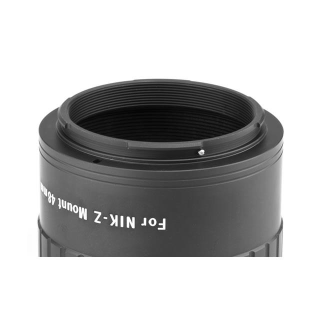 William Optics 48mmカメラマウント・ニコンZ用