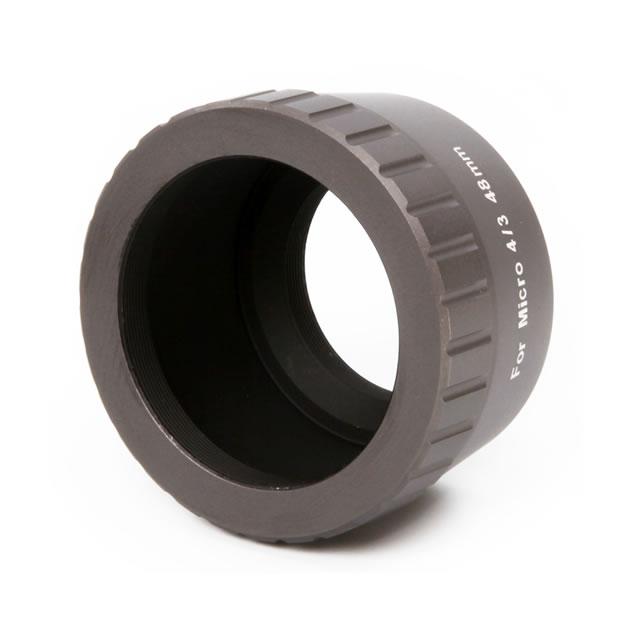 William Optics 48mmカメラマウント・マイクロフォーサーズ用【即納】
