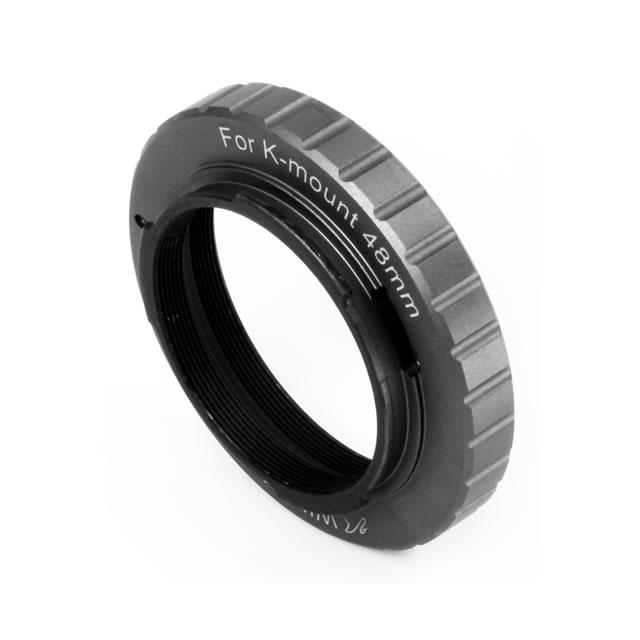 William Optics 48mmカメラマウント・PENTAX-K用【即納】