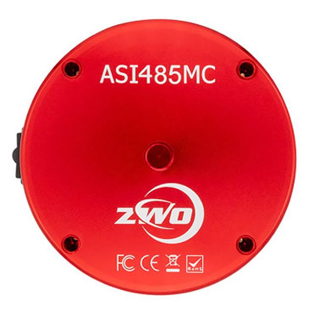 ZWO ASI 485MC(カラー/非冷却モデル)(2021年9月中旬出荷開始)