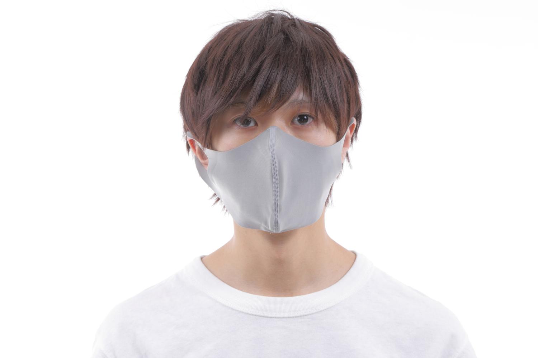 送料無料 日本製 サポーターメーカーが作った洗える夏用マスク 在庫処分