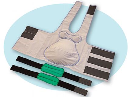 妊娠体験教材セット(ボディジャケット式)