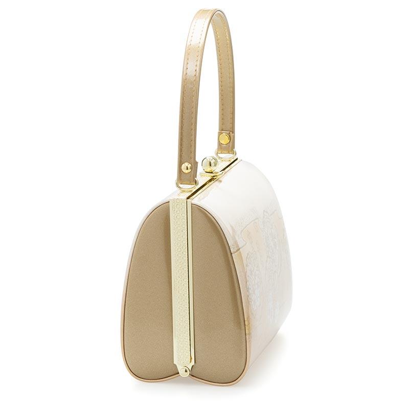草履バッグセット 礼装向 留袖用 M L LL 雪輪 色留袖 訪問着 附下 送料無料