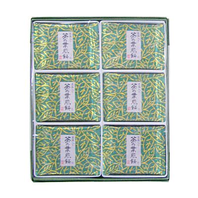 茶の葉煎餅 TSF