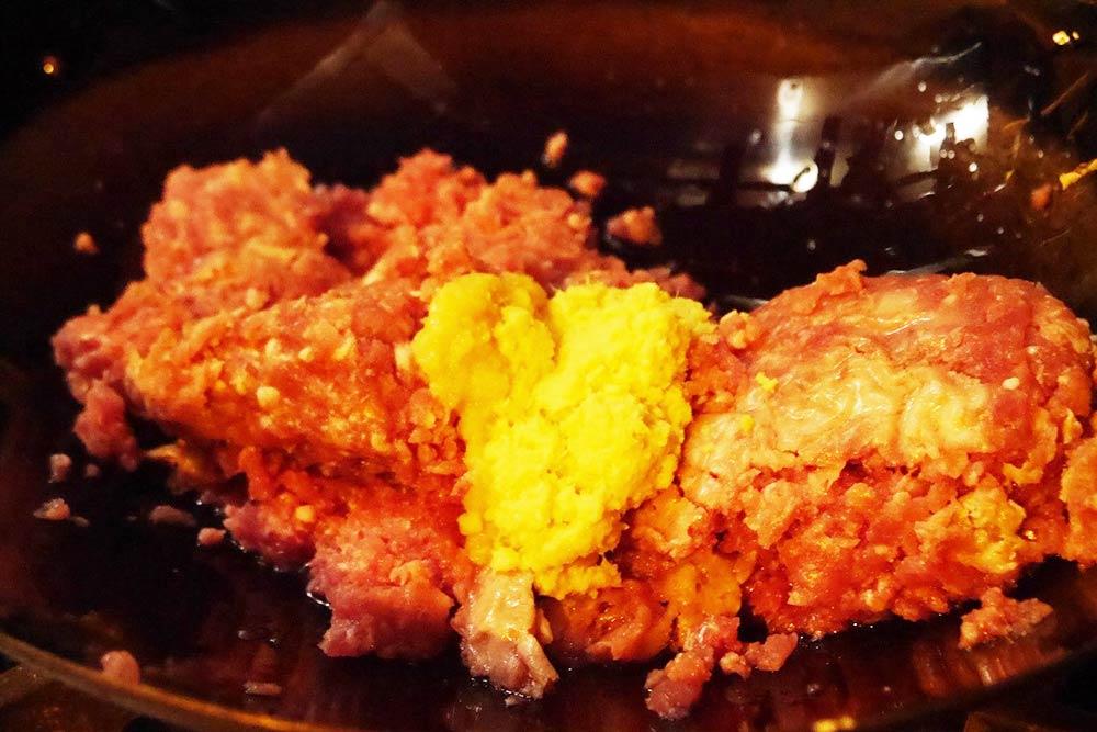 食べる紅豚味噌