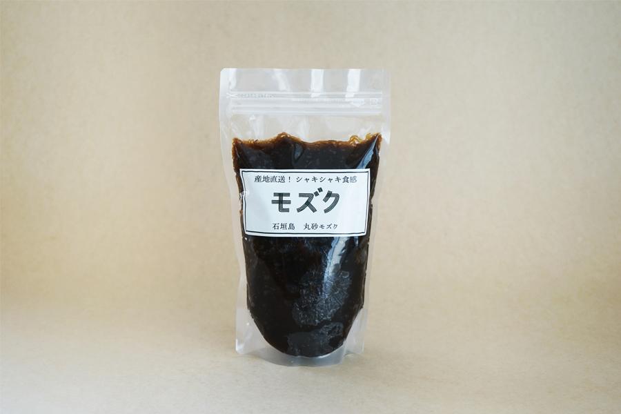 モズク直送便 塩蔵モズク500g×6袋【3か月】