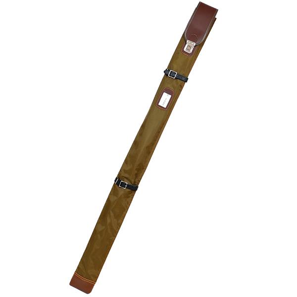 ナイロン略式竹刀袋ワンタッチ2本入L(横バンド付)<BR>【竹刀袋・剣道・剣道竹刀袋】