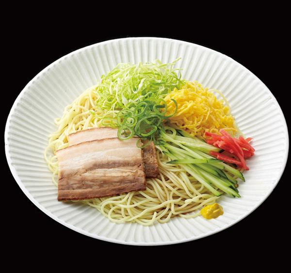ぶっかけ冷麺
