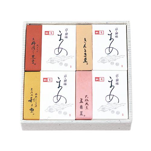 【京の煮豆】 煮豆4種入(は-1)