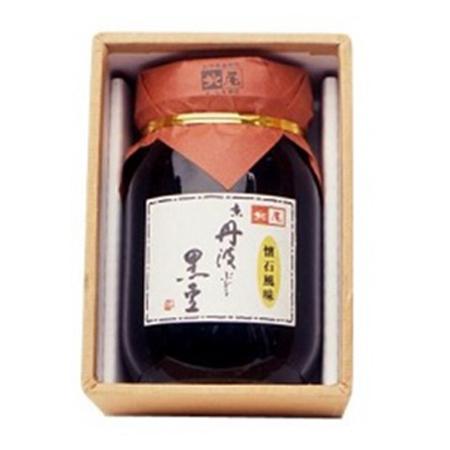 【化粧箱入】京丹波ぶどう黒豆 中瓶