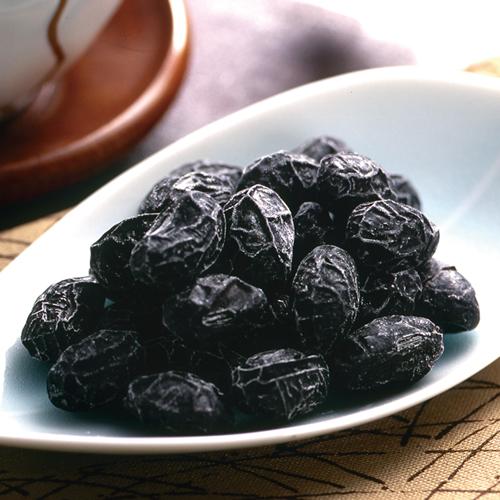 詰合せ 化粧箱入(黒豆しぼり×5個・茶の黒×10個)