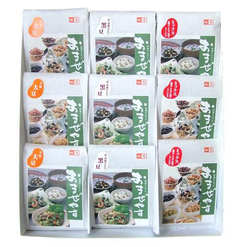 【豆サラダ】 おまぜやす 9袋入