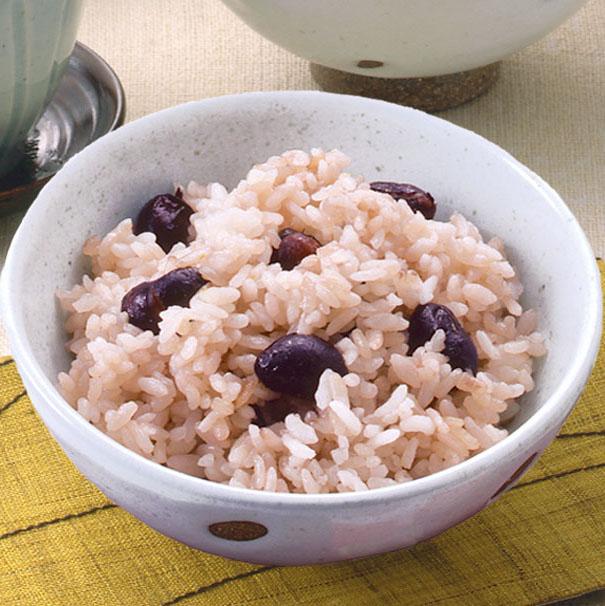 黒豆ごはんの素(お米セット)