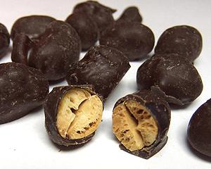 ショコラ詰合せ(黒豆しぼり2黒豆ショコラ各1)