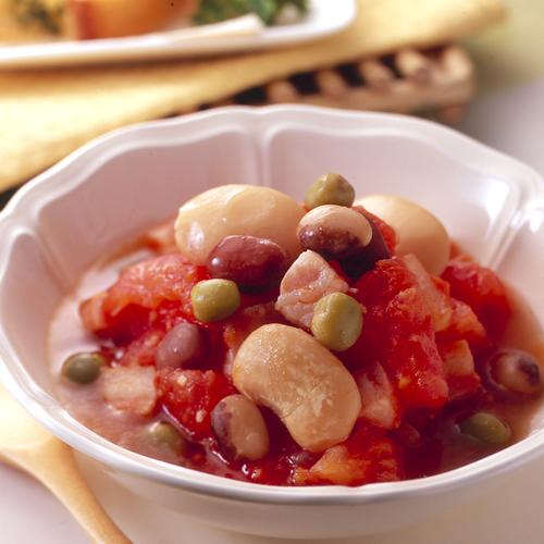【豆サラダ】 おまぜやす 4種ミックス