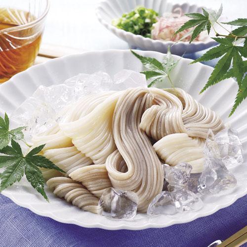 黒豆素麺、半田素麺セット