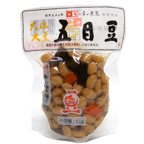 【京のお豆さん×京のおばんざい】はんなりセット6個入