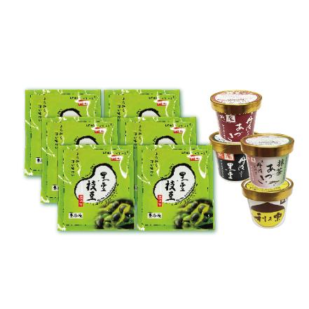 FS-1 ファミリーセット≪枝豆&アイス≫