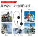 バイク ノイズリダクション搭載 Bluetooth ヘッドセット ツーリング ノイズ軽減 ワイヤレス イヤホン iPhone Android 対応 ハンズフリー ヘルメット 日本語 説明書 1年保証