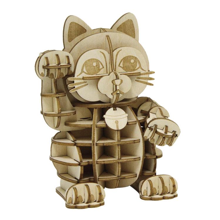 ki-gu-mi 招き猫
