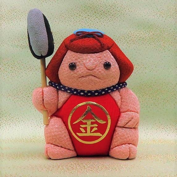 手作りキット 『金ちゃん熊くん』