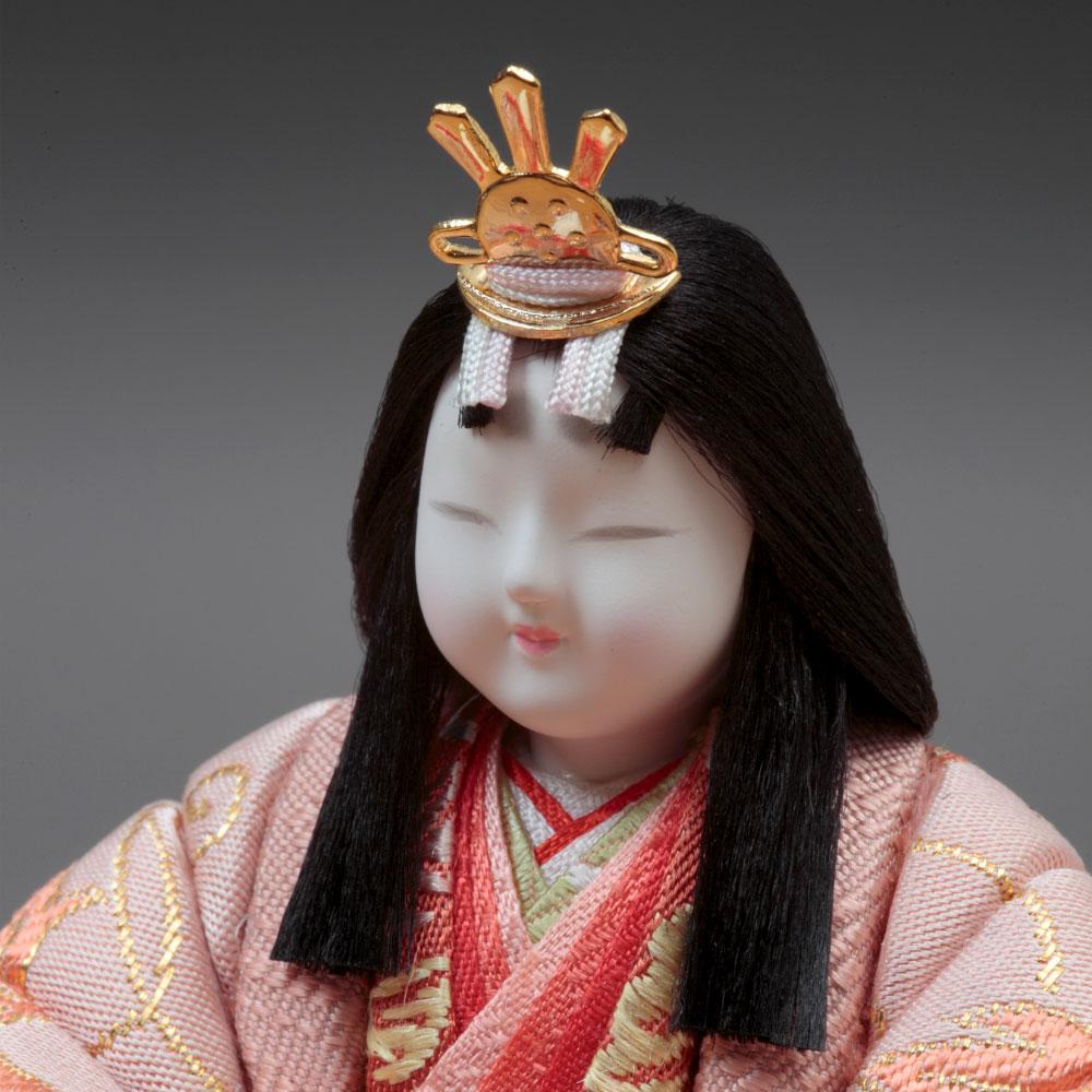 木目込人形親王飾り 71EC-20