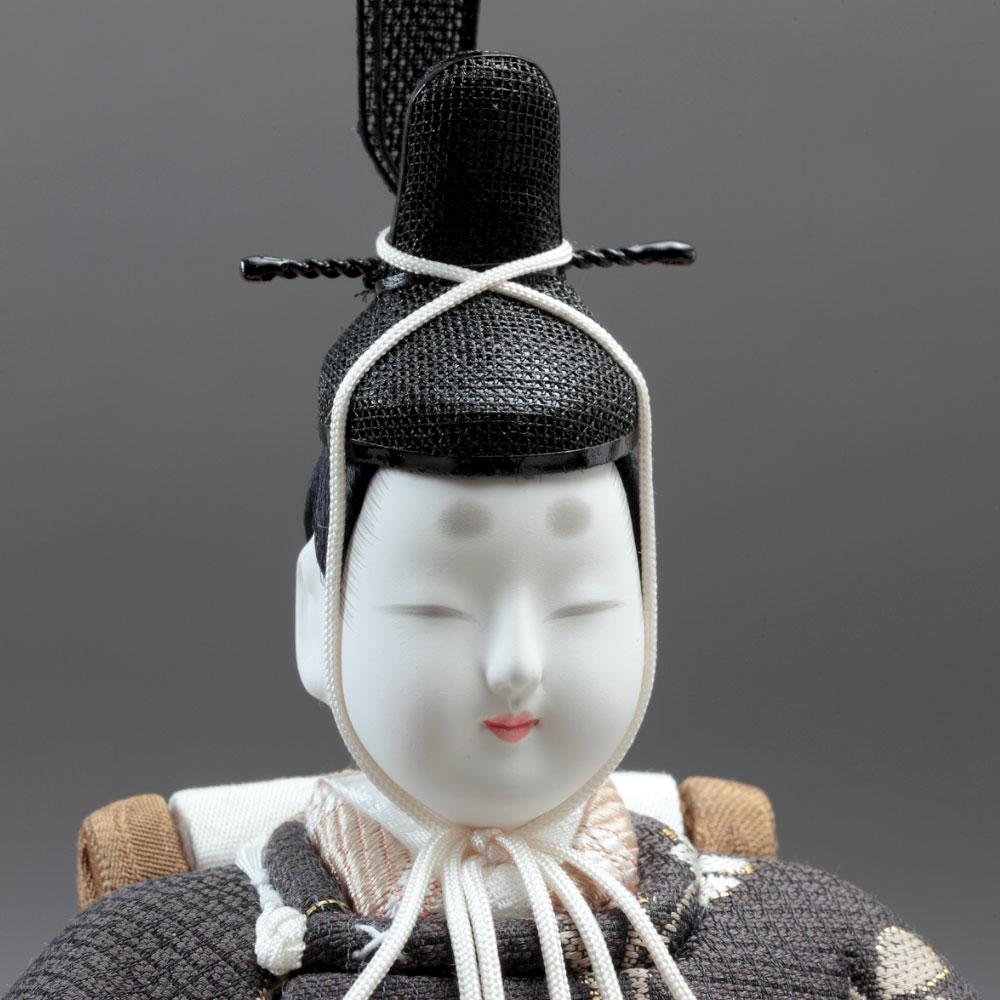 木目込人形親王飾り 71EC-22