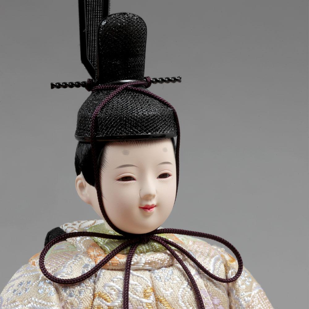 木目込人形親王飾り 71EC-26