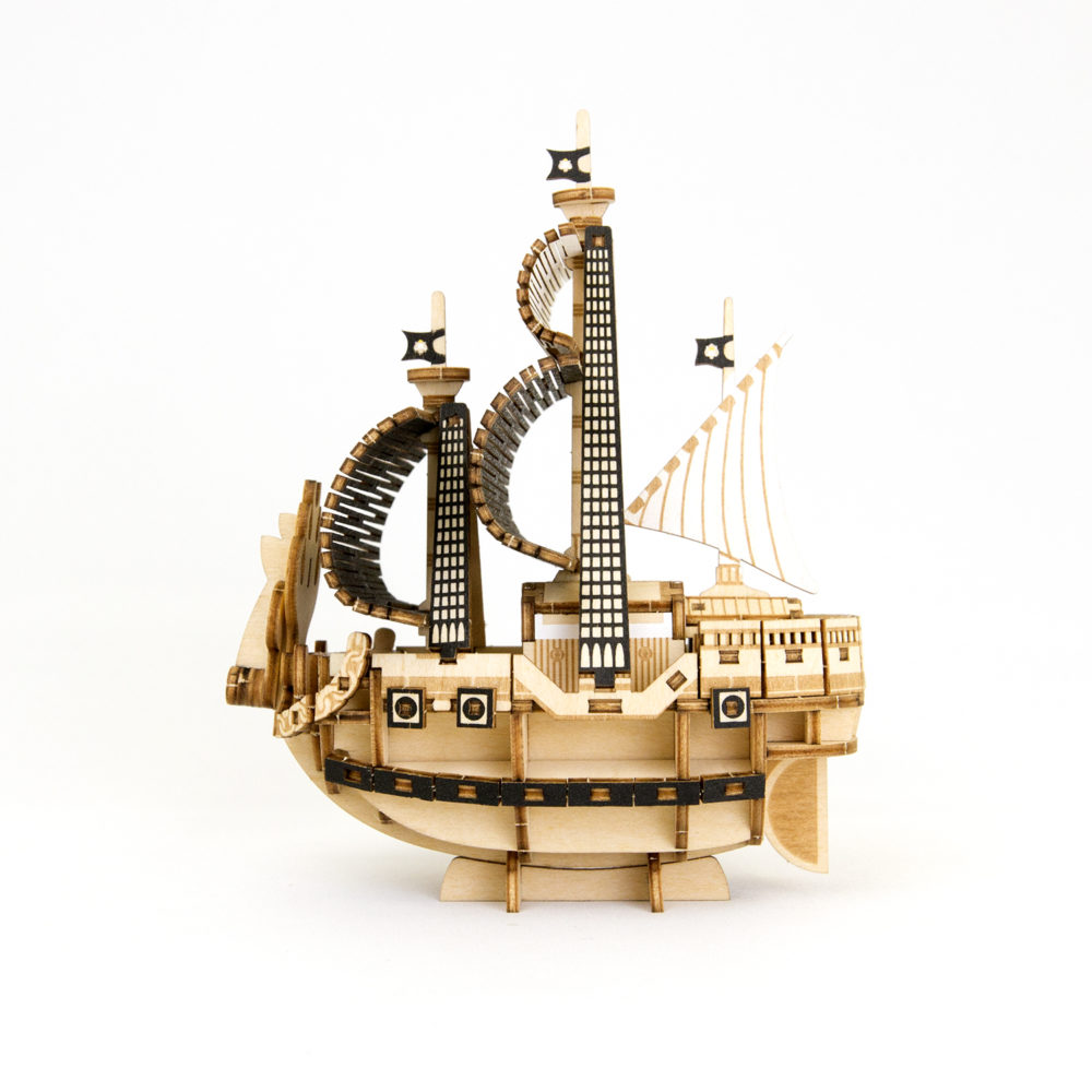 ki-gu-mi スペード海賊団 (カラー)