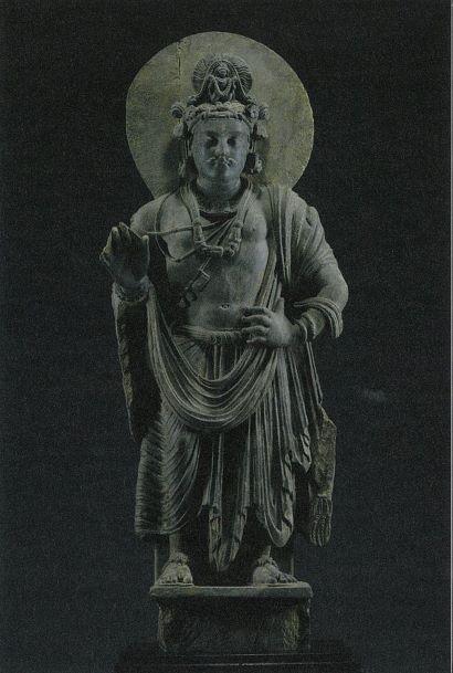 ポストカード 釈迦菩薩立像