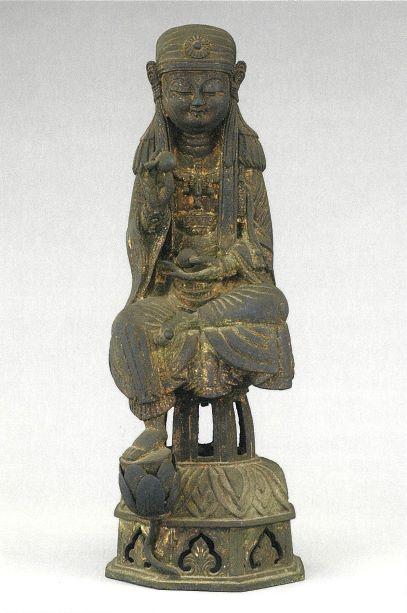 ポストカード 地蔵菩薩遊戯坐像